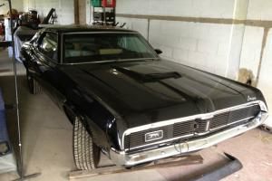 1969 Mercury Cougar Eliminator (clone)