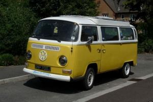 Vw Camper Van Early Bay Deon
