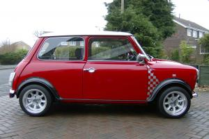 1989 CLASSIC ROVER AUSTIN MINI 1275cc Photo
