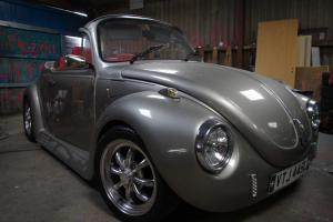 VW Beetle Convertible, Wizard Roadster