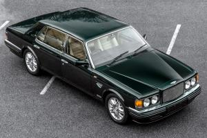 VERY RARE BENTLEY BROOKLANDS R MULLINER 12/100 RARE JACK BARCLAY EDITION MINT