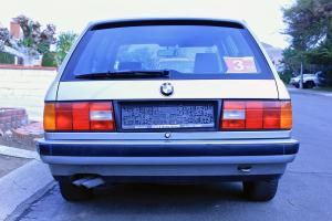 Collector's E30 Station Wagon 324TD Turbo Diesel Low 88k Miles Mint Los Angeles