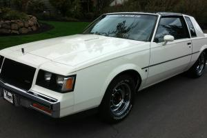 1987 Buick Regal T-Type Turbo with T-Tops - Rarer than a Grand National! 38k Mi!