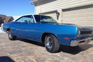 1969 DODGE SUPER BEE Matching # ENGINE, QUARTERS, FACTORY AIR