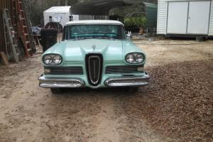 1958 Ford Edsel Ranger 4 door sedan