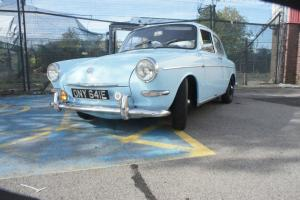 1967 VW Notchback..Type 3