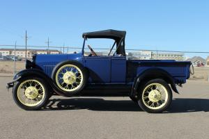 1929 Ford Model A Open Cab Pickup