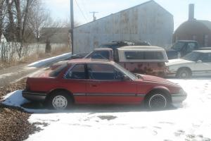 1987 Honda Prelude Base Coupe 2-Door 1.8L