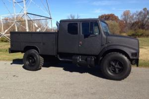 International CXT Style Custom Extended Cab MONSTER OF A TRUCK