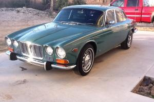 1973 Jaguar XJ6 Base 4.2L