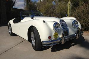 Jaguar XK 140 Photo