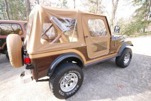 1986 Jeep CJ7 Laredo, Only 10,200 Original Miles, Automatic with A/C