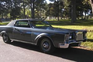 69 Mark Series, Low Miles,Med Blue Metalic, Gray Leather, Power Windows