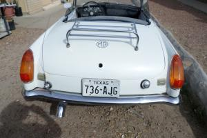 1969 MG BRITISH CAR