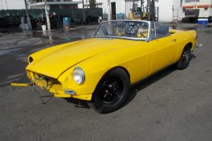 1969 MG, NO RESERVE