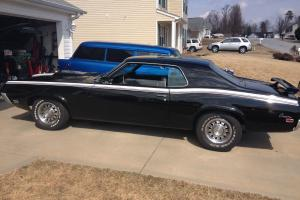 1969 Mercury Cougar XR-7, Eliminator clone, Runs great, very solid! Not Mustang