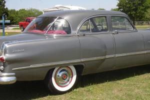 RARE 1953 PACKARD 4 DOOR CAVALIER ((((PACKARD ONLY MADE CAVALIER FOR TWO YEARS))