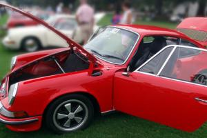 1972 911-T  Concours Ready, Mint Condition with <100,000 miles.