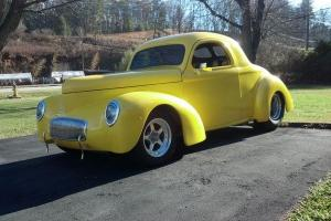 1941 Willys Coupe (Replica)
