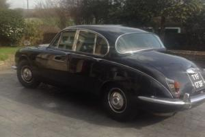 "1968 DAIMLER ""TURNER"" V8 250 AUTOMATIC, 2 OWNERS FROM NEW, MOT, TAXED."
