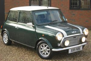 CLASSIC MINI COOPER 1275cc, MOT TILL 25/02/2015!, IN SAME FAMILY FROM NEW!.