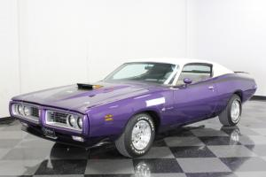 NICELY BUILT 440CI W/ 6 PACK SET UP, PLUM CRAZY PURPLE, 452 HEADS, VERY CLEAN SU