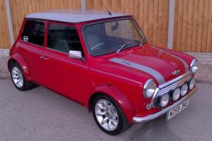 ONE OF THE LAST 1500 ROVER MINI COOPER SPORT LOW MILEAGE WITH 12 MONTHS MOT