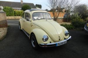 1997 Mexican Beetle 1600i only 27318 Miles