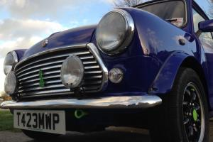 1999 ROVER MINI PAUL SMITH LIMITED EDITION