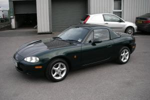 2002 52 MAZDA MX5 Convertible with Hard Top
