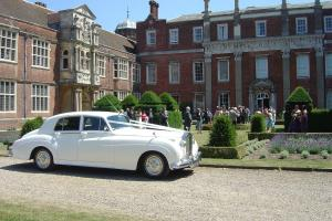 ROLLS ROYCE SILVER CLOUD Photo