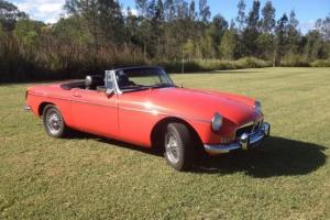 MGB Roadster 1972 Convertable in Lake Cathie, NSW Photo