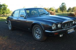 Daimler Sovereign Double SIX Series III in Dubbo, NSW