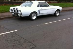 1968 FORD MUSTANG V8 COUPE RESTORED MANUAL GEARBOX HIGH SPEC RARE
