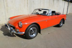 MGB Roadster-1980 Photo