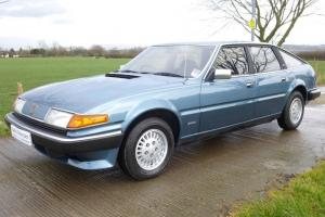 Stunning ! ROVER SD1 2600S Auto. ONLY 54,999 miles with fully documented history