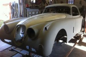 Jaguar xk150 fhc needs finishing