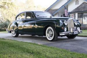 1961 Jaguar Mark IX Saloon