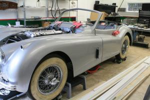 1954 Jaguar XK 120 - 2 Owner Car
