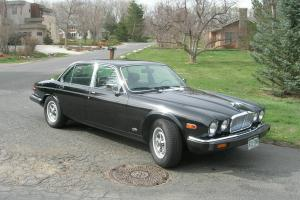 1987 Jaguar XJ6 - just 53k miles