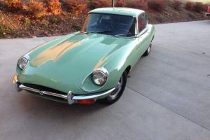 Jaguar E type 1970 excellent driver, nice looking car for low low price!!! Photo