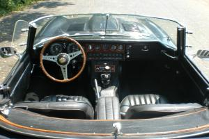 1969 Jaguar XKE Roadster 4.2 liter DOHC  All Matching Numbers Car Photo