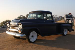 1958 Chevy Apache 3/4 Ton Truck Big Window - Air Bagged Rear Suspension