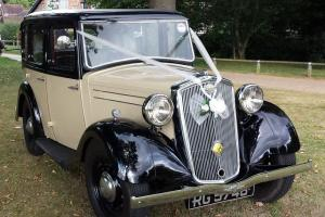 1935 Wolseley Wasp. 2 year restoration with thousands spent. ENGINE FAULT Photo