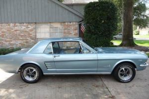 66 Ford  Mustang 350 Horsepower, 5 speed manual, Excellent condition.