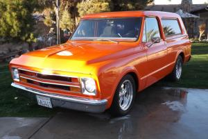 1972 GMC JIMMY BLAZER
