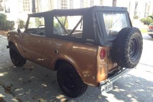 1962 International Scout 80 - AWESOME CONDITION