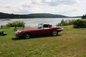1970 Jaguar E-Type (XKE) OTS Photo
