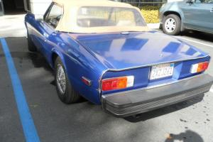 Classic 1975 Jensen Healey NO RESEERVE 5 speed with hard and soft tops w/extras