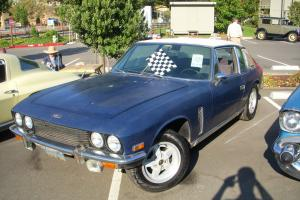 1971 Jensen Interceptor III-383 V-8/720 Trans- 4 wheel Disc Brakes
